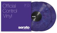 """12"""" Serato SC Control Vinyl PURPLE (pair)"""
