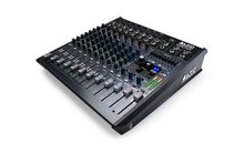 Alto Pro LIVE1202 12-Channel 2-Bus Mixer with 100 Effects