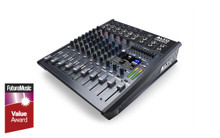 Alto Pro LIVE802 8-Channel 2-Bus Mixer with 100 Effects