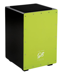 Gon Bops Fiesta Lime Crush Cajon w/ internal snare - Thai