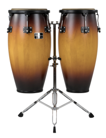 "Gon Bops Fiesta Series 11""/12"" Conga Set Sunburst - Thai"