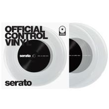 "7"" Serato SC Control Vinyl CLEAR (pair)"