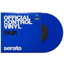 """7"""" Serato SC Control Vinyl BLUE (pair)"""