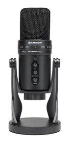 Samson GTRACK Pro USB Mic with Inst Input and Mixer and Monitoring
