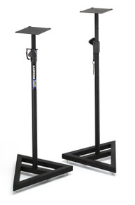 Samson MS200 Monitor Stand W/Plate top Pair