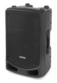 "Samson XP112A 500watt 1 x 12"" Portable PA Speaker"