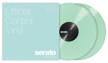 "10"" Control Vinyl Standard Colours - Glow in the Dark (Pair)"