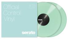 "10"" Control Vinyl Standard Colours - Glow in the Dark (Pair)"