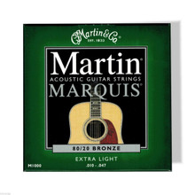 3 Sets of Martin Marquis, Extra Light, 80/20 10-47 (3 PK)