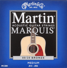 3 Sets of Martin Marquis, Medium, 80/20 13-56 (3 PK)