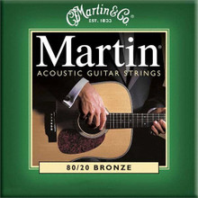 3 Sets of Martin Extra Light, 80/20 10-47 (3 PK)