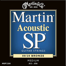 Martin SP, Medium, 80/20 13-56 (3 PK)