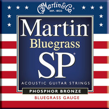 3 Sets of Martin SP, Bluegrass, 92/8 13-56 (3 PK)