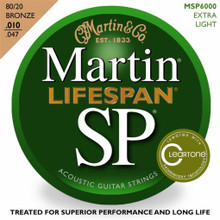 3 Sets of Martin SP Lifespan, Extra Light 80/20 10-47 (3 PK)
