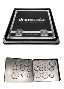 Drumdots Metal Road Case