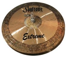 "Soultone Extreme 14"" Hi Hats (Pair)"
