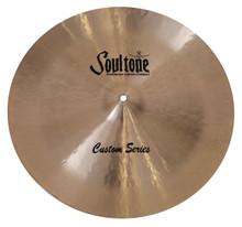 "Soultone Custom 17"" China Cymbal"