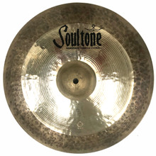 "Soultone Extreme Brilliant 22"" Ride Cymbal"