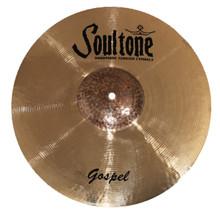 "Soultone Gospel 21"" Crash Cymbal"
