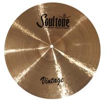 "Soultone Vintage 17"" Crash Cymbal"