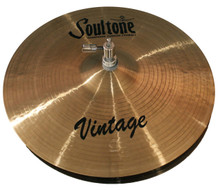 "Soultone Vintage 13"" Hi Hats (Pair)"