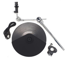 "Alesis 12"" Dual Zone Cymbal Add On Pack for Surge and Above"