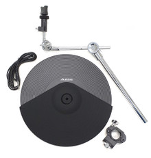 "Alesis 14"" Dual Zone Cymbal Add On Pack for Surge and Above"