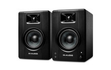 "BX4: Powered Studio Monitors, 4"" Driver [Pair]"