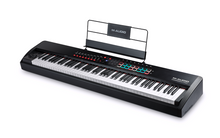 Hammer 88 Pro: Weighted USB Keyboard. w/- Pads & Faders