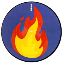Serato X Emoji #2 Flame/Record