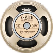 "Celestion Classic G12H Anniversary - 12"" 30W"