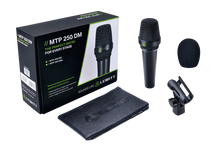 Lewitt MTP 250 DMs Handheld Mic with Bypass Switch