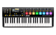 Akai Pro Advance 49 Keyboard Controller