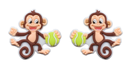 Monkey Tennis Dampener