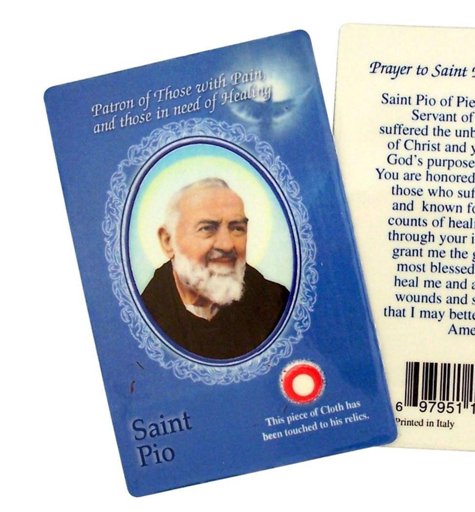 Pray for Padre Pio's Powerful Intercession