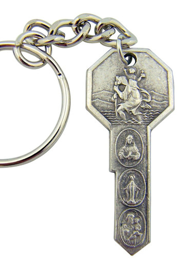 valentine gift ideas religious catholic gift st christopher air land sea 30823