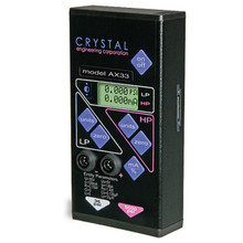 Crystal Pressure Calibrator - Wide Pressure Range, Measures Vacuum and Pressure