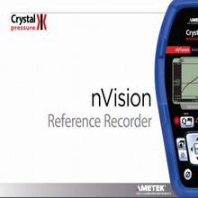 nVision Multi-Use, Portable Reference Pressure Recorder