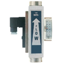VKM - All-Metal Viscosity Compensating Flowmeter and Switch