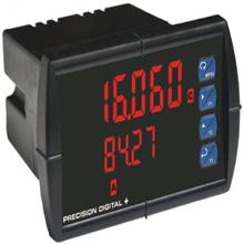 PD6060 ProVu Dual Analog Input Process Digital Panel Meter