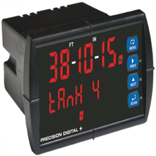 PD6081 ProVu Feet & Inches Modbus Scanner with Dual Analog Inputs