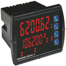 PD6200 ProVu Analog Input Flow Rate/Totalizer