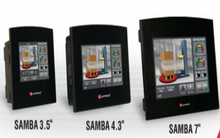 ** Samba T20 Series ** - 10 Digital Inputs, 2 Digital/Analog, 8 Transistor Outputs, 1 USB programming port, 1 optional port for serial or Ethernet communication and 1 optional port for CANbus communication