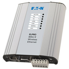 905U-E Wireless Ethernet Modem: Router/Bridge, AP/client and Serial Server modes with I/O flexibility