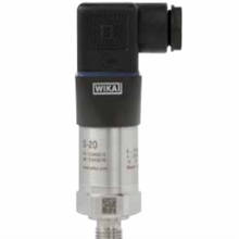 Model S-20 High Performance Pressure Transmitter for General Industrial Applications