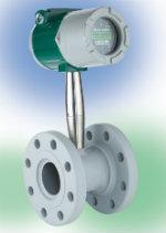 Vortek Steam Flowmeter Inline M22