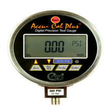 Accu-Cal Plus Digital Test Gauge with NIST traceable Certificate of Conformance and 1 Year Warranty