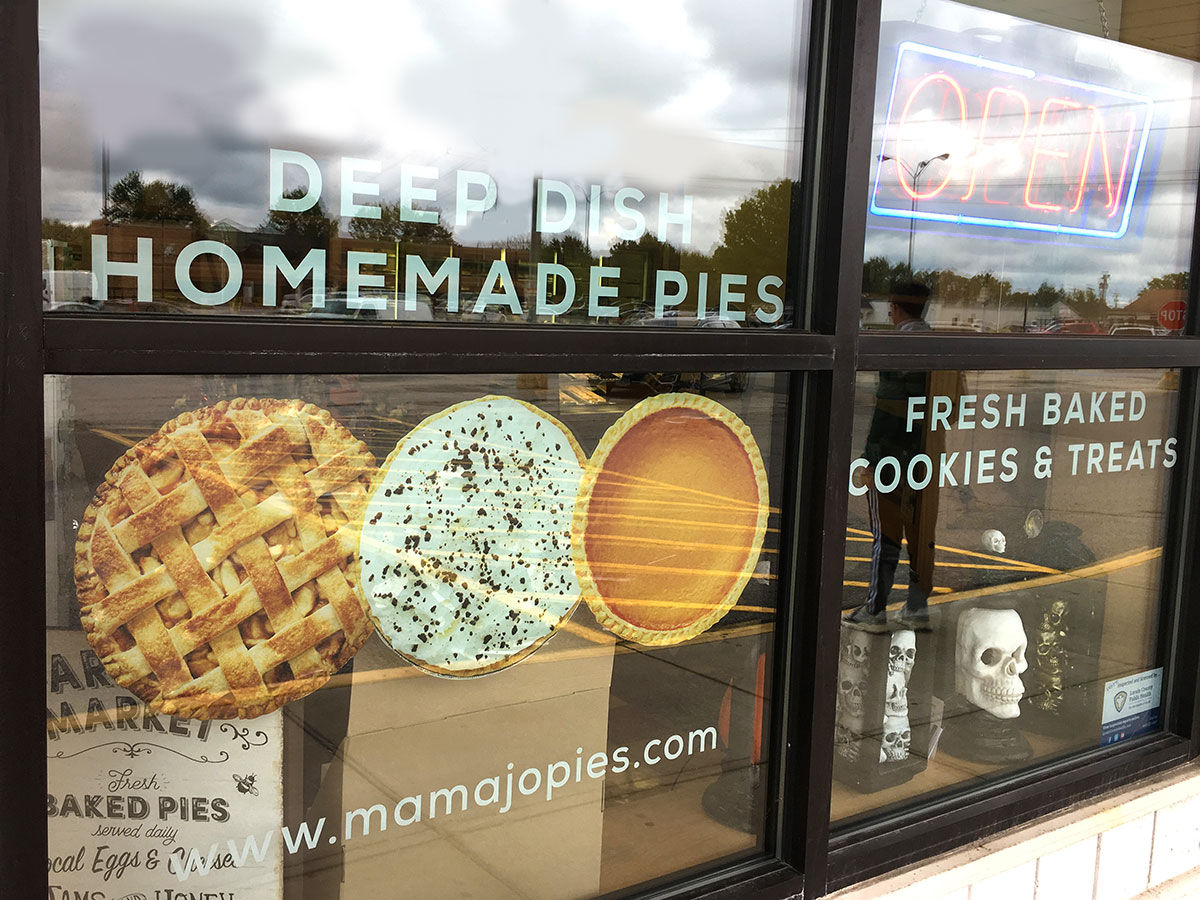 Mama Jo Homestyle Pies in Amherst, Ohio