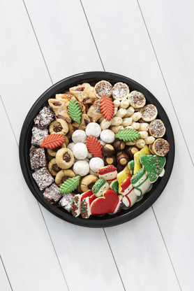# 1 Large Cookie Tray