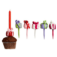 Birthday Cake Candle Holders by Medusa Copenhagen